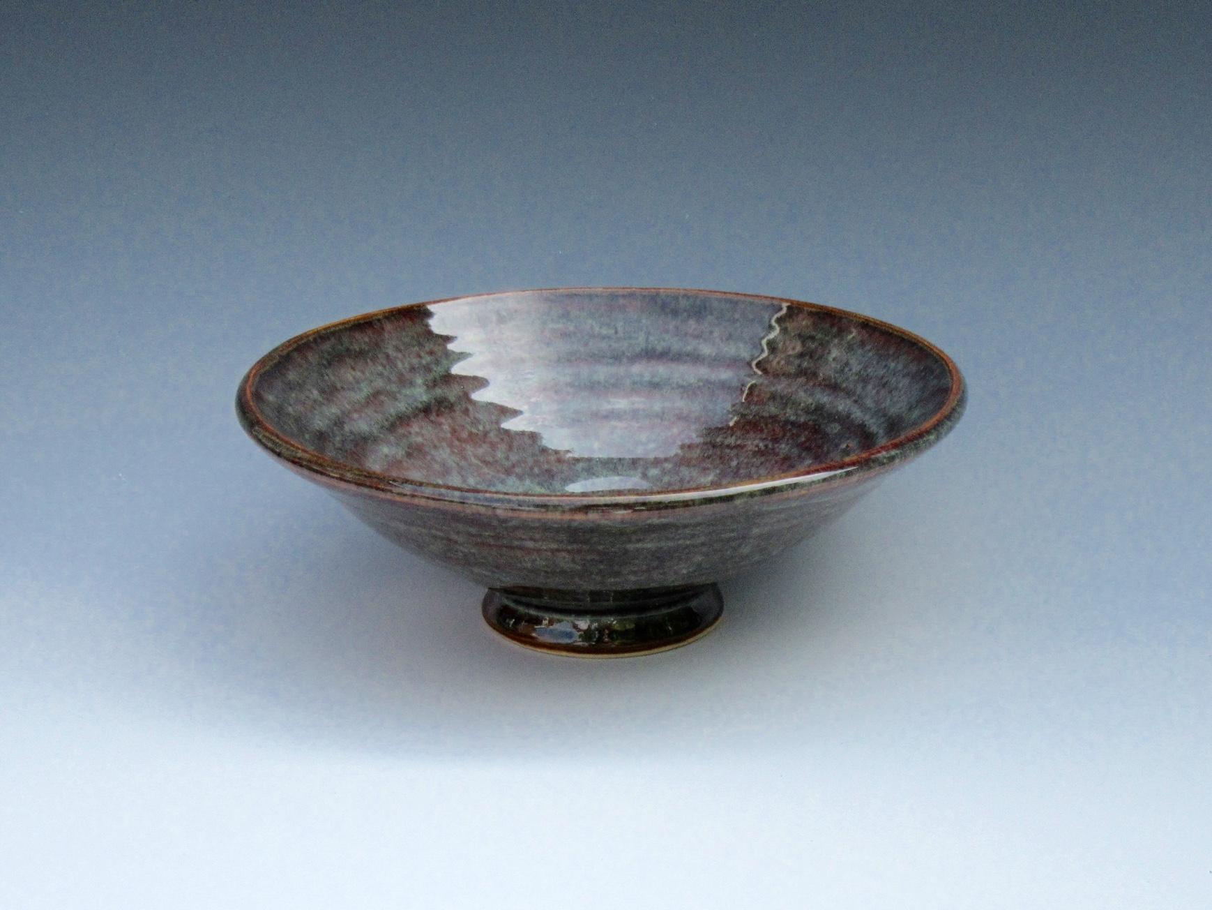 floaty glaze bowl 3