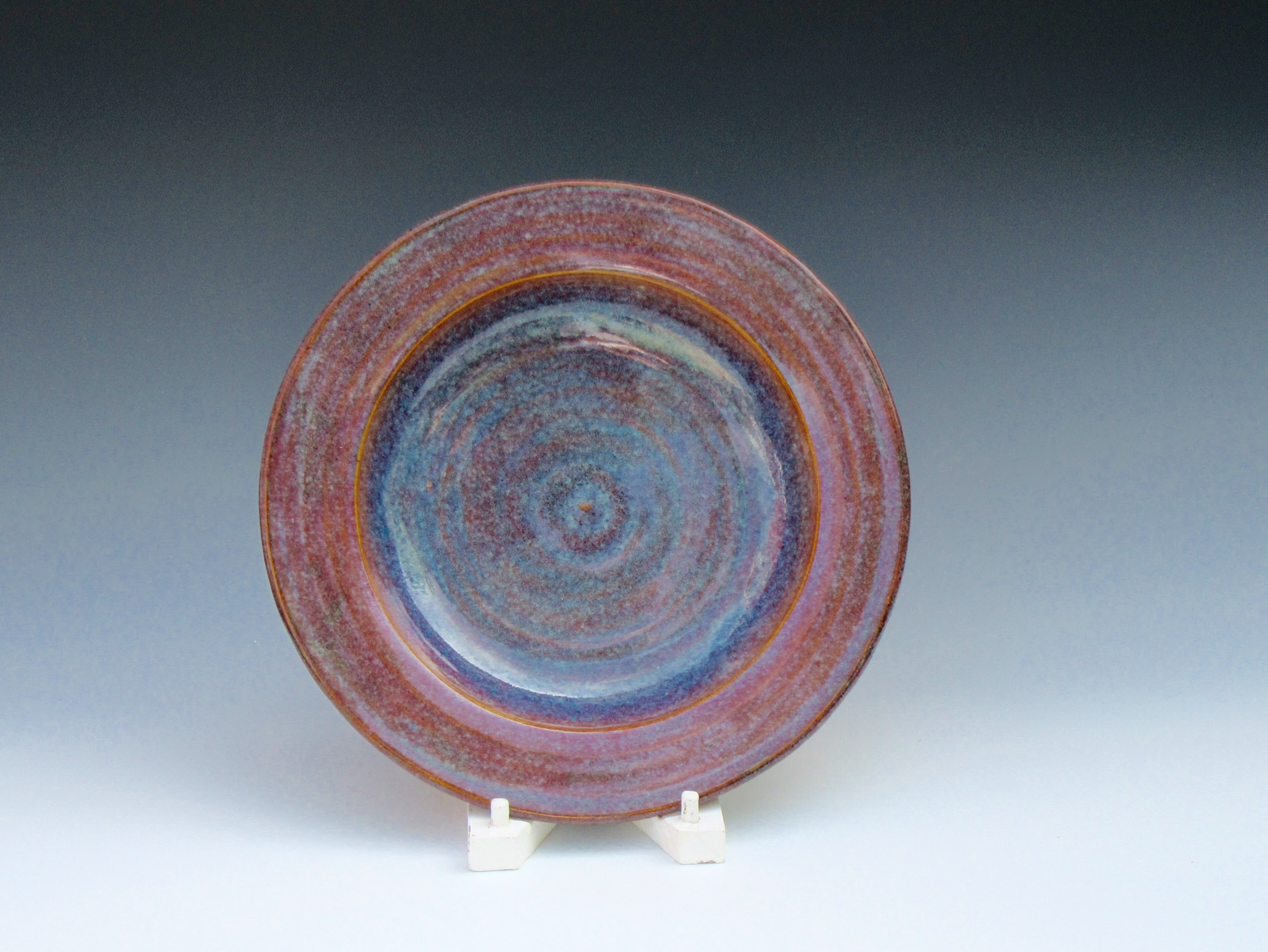 floaty glaze platter 1