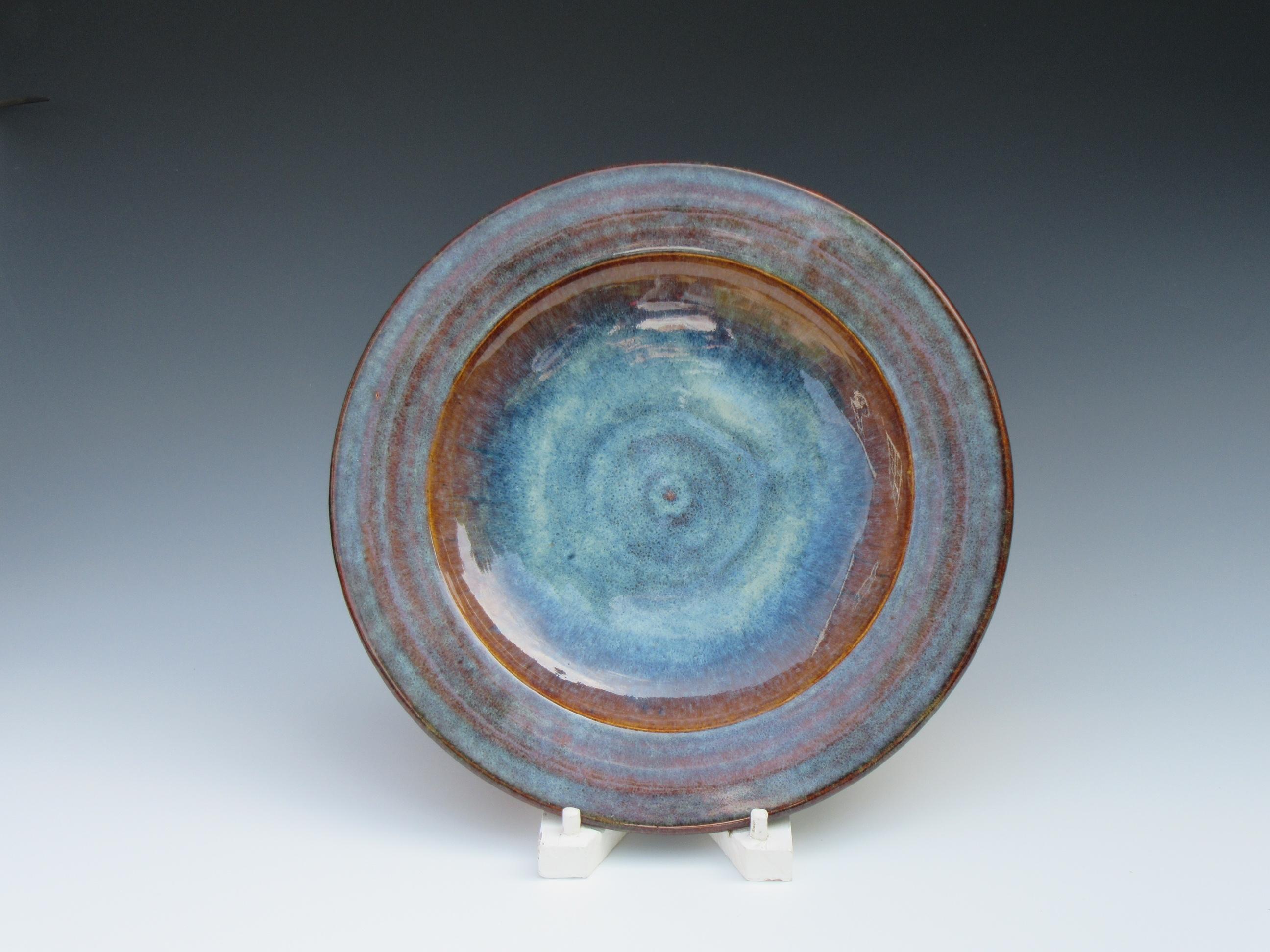 floaty glaze platter 2