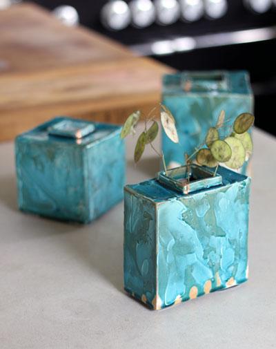 Blue-Crackle