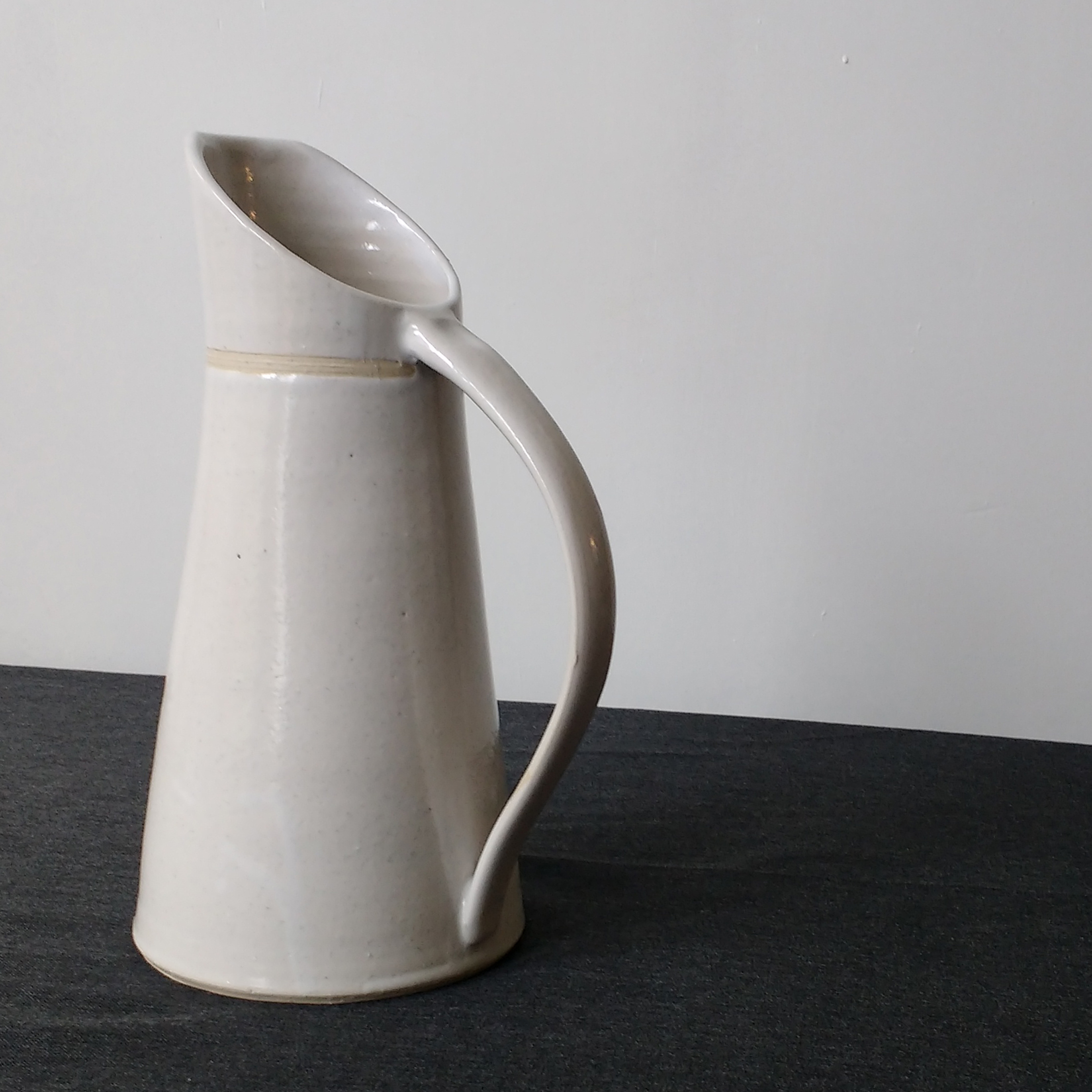 4 Tall jug Jane Sarre Ceramics